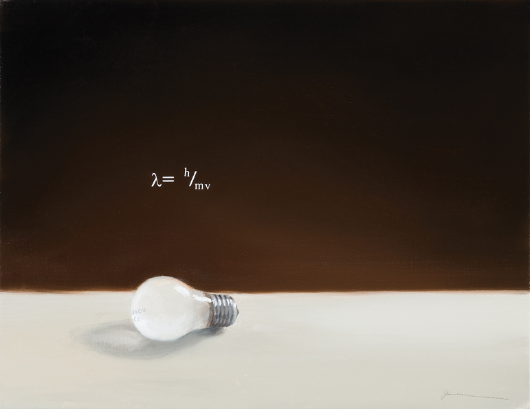 Still Life with Light and Lightbulb,  2007
