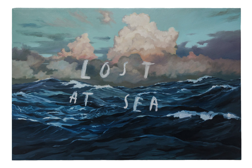 Lost at Sea, 2016