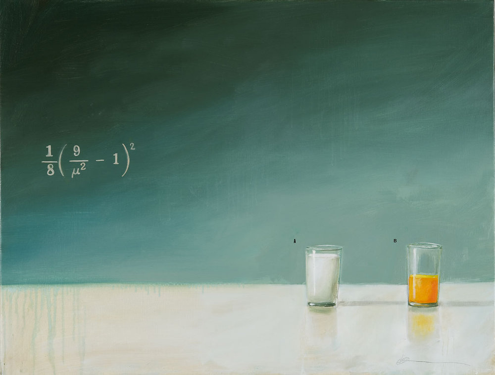 Still Life with Logic and a Choice of Beverage, 2006