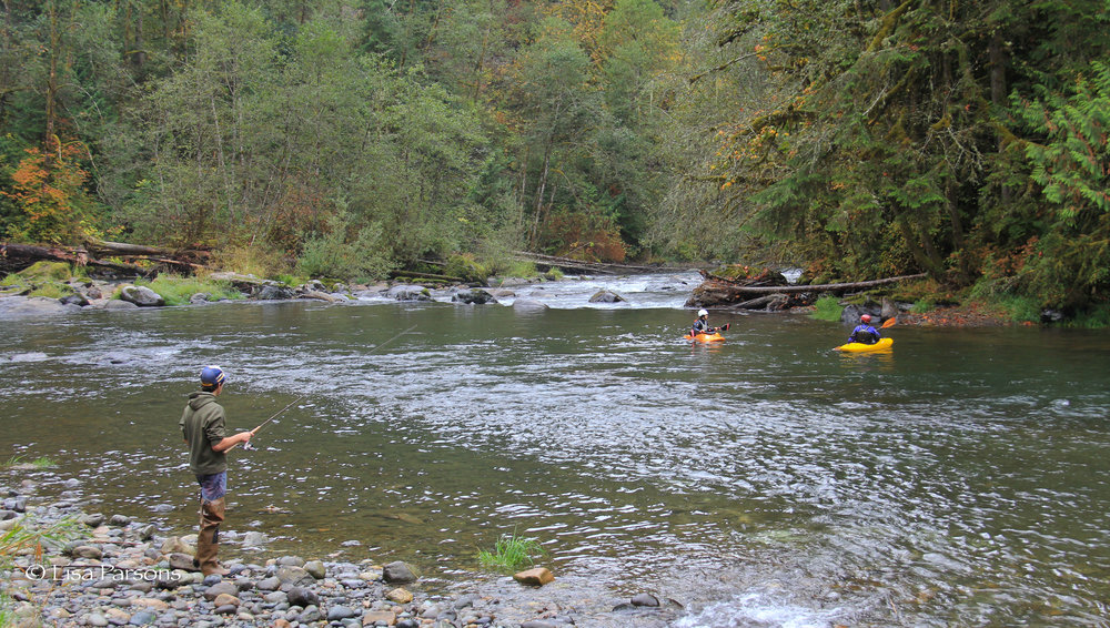 Autumn River Recreation