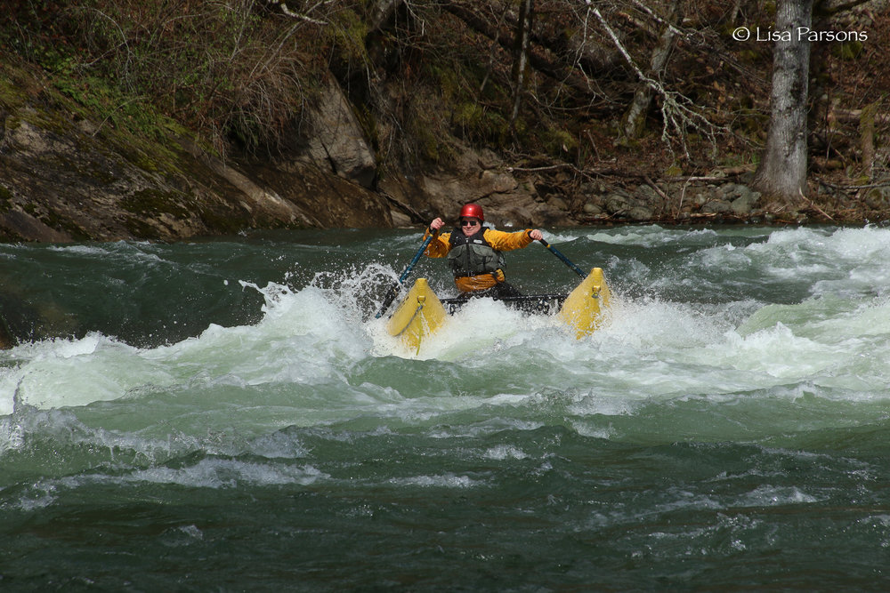 Expert boaters consider the Green River Gorge one of the best whitewater runs in Washington State.
