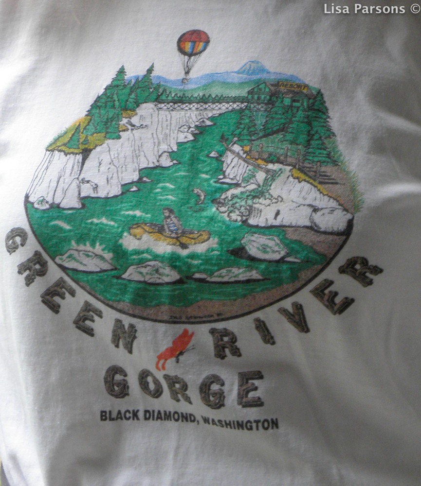 Green River Gorge T-Shirt
