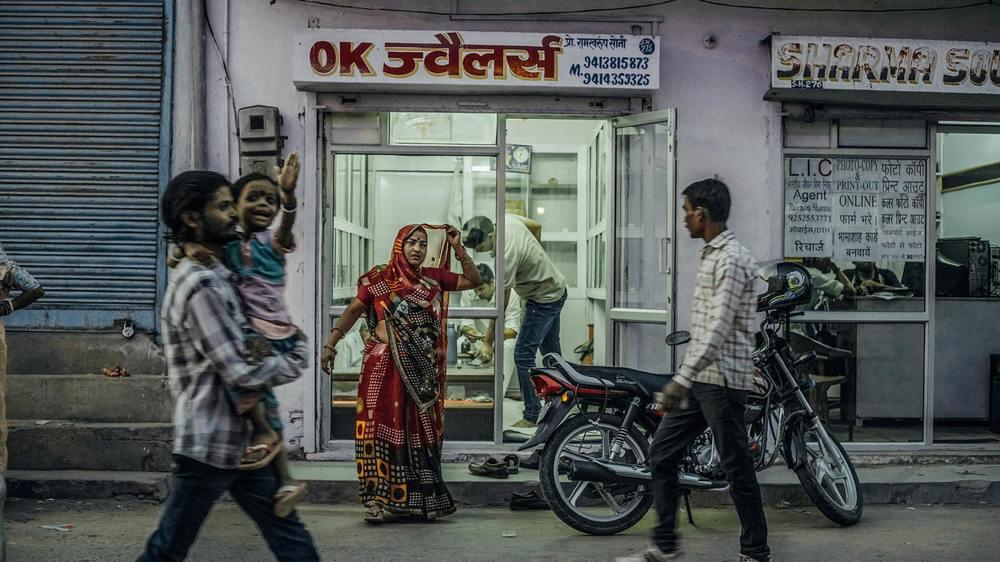 OK Jewellers, Jaipur, India.