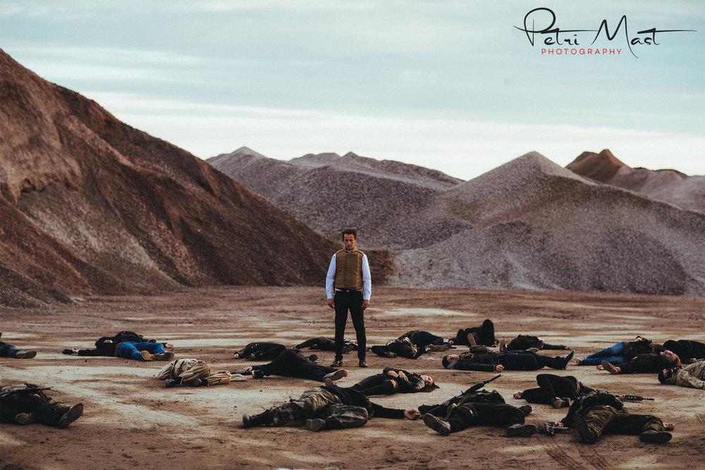 VOLUME - movie, 2016, Director Lauri Laukkanen