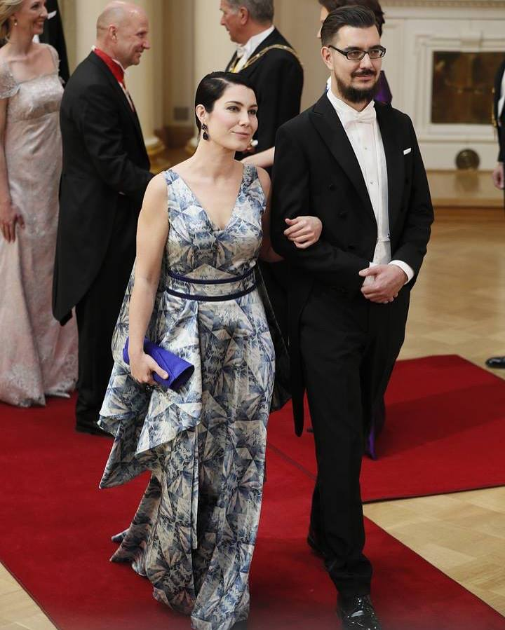 Presidential Independence Day Reception 2016, Finnish Parlamentarian Emma Kari, Unique Dress