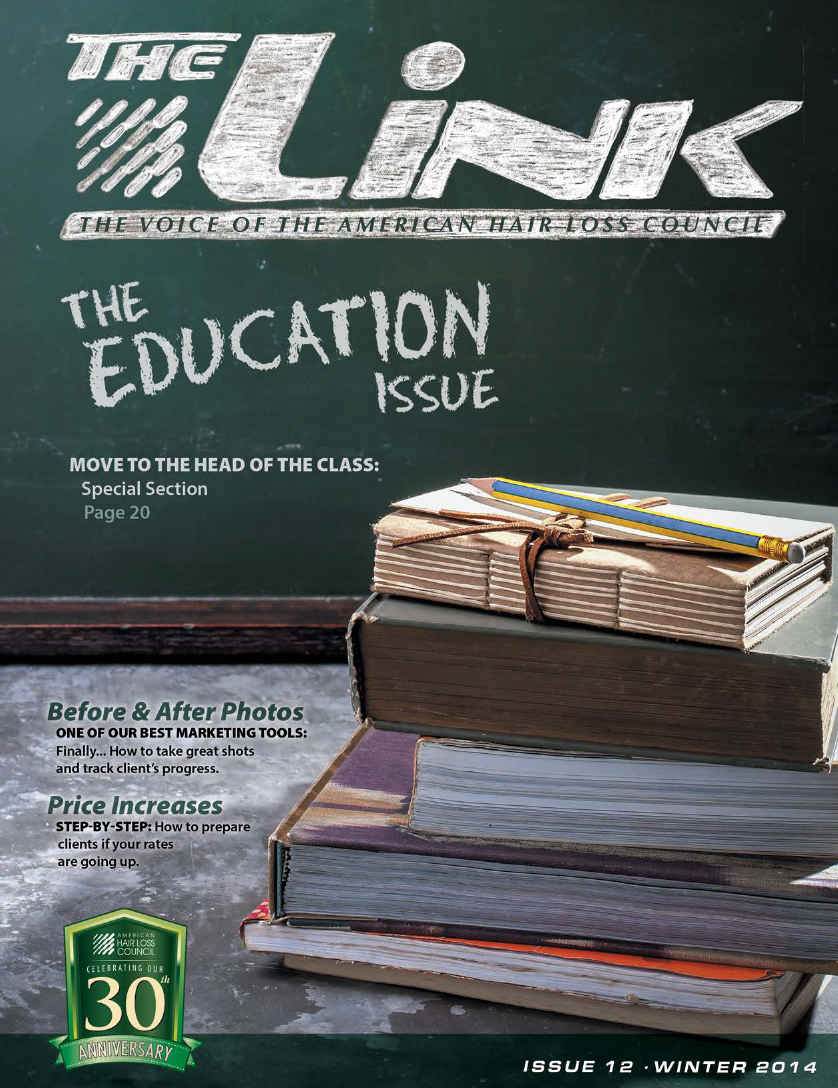 The Link - Winter 2014