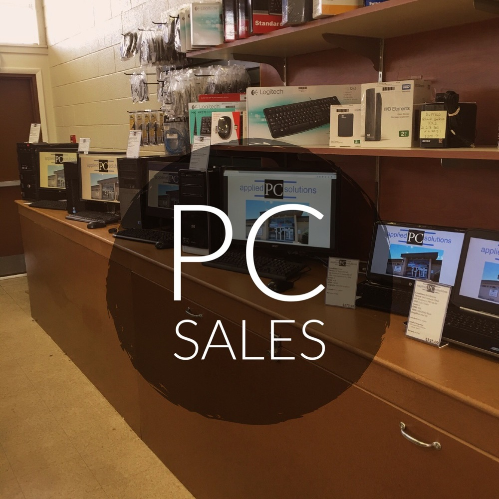 Check out our computers for sale!