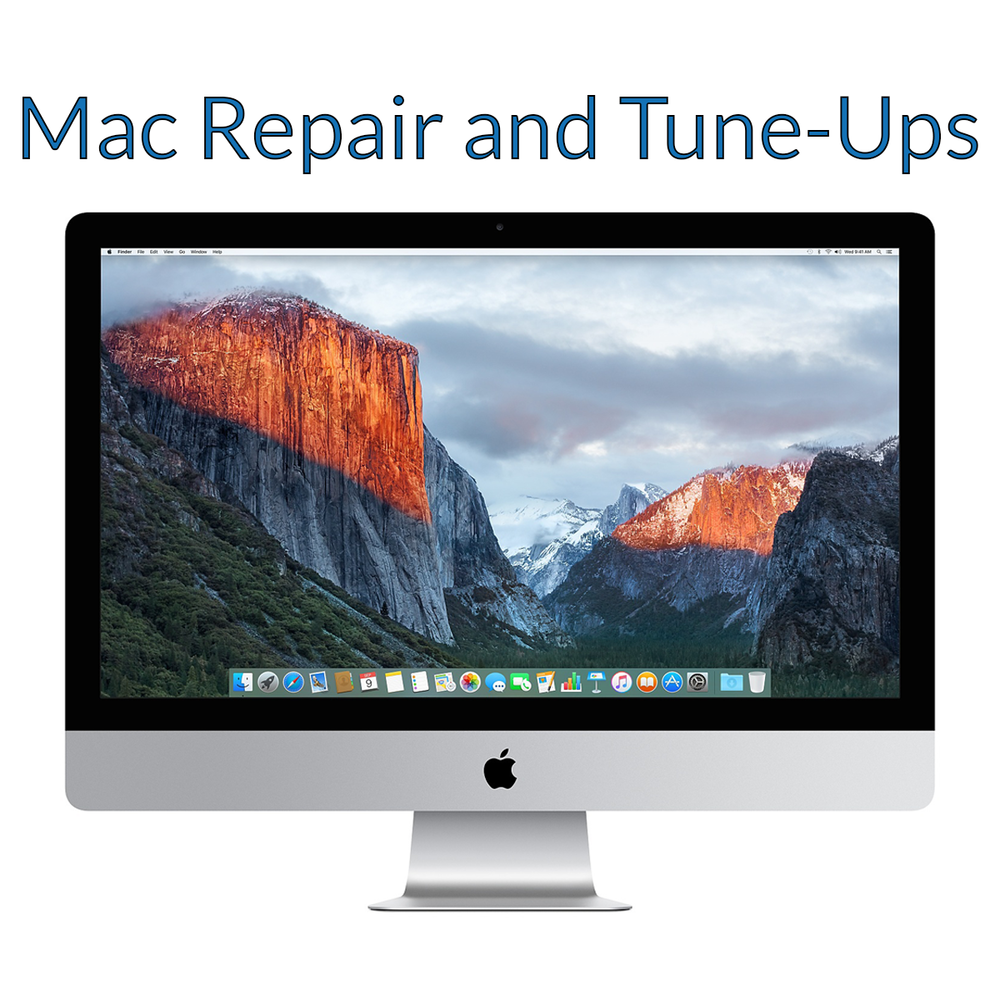 Speed up your slow Mac!