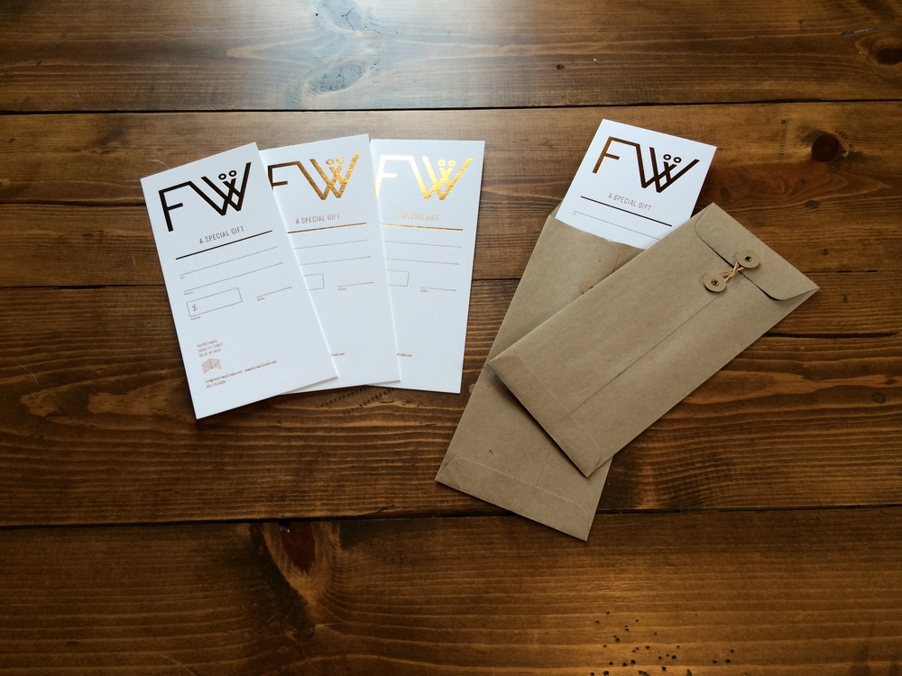 The First Ward Hair Studio Tulsa Blog Gift Certificates December 2014
