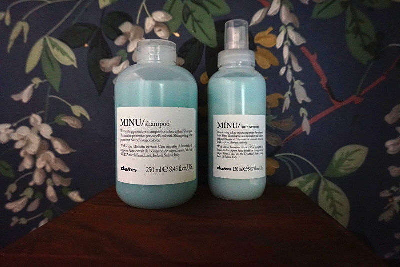 The First Ward Hair Studio Tulsa Blog Product Davines Minu April 2015