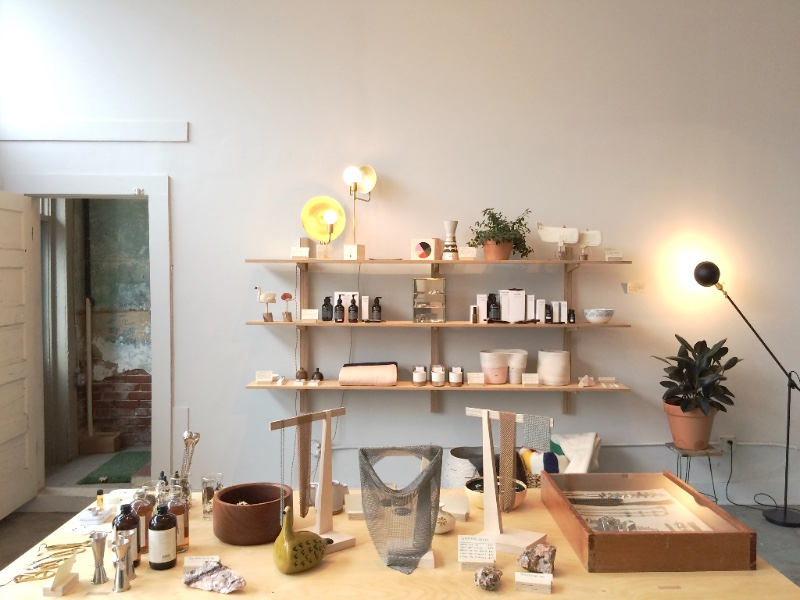 The First Ward Hair Studio Tulsa Blog Hygge Pop-Up Shop Small Business Saturday 2015