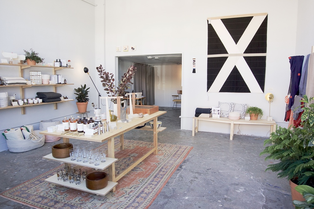 The First Ward / Tulsa Oklahoma / Hygge Pop-Up Shop