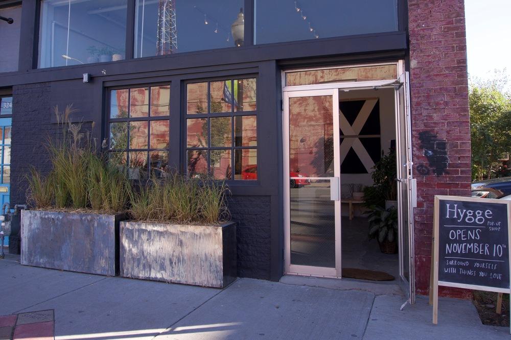 The First Ward / Tulsa Oklahoma / Hygge Pop-Up Shop