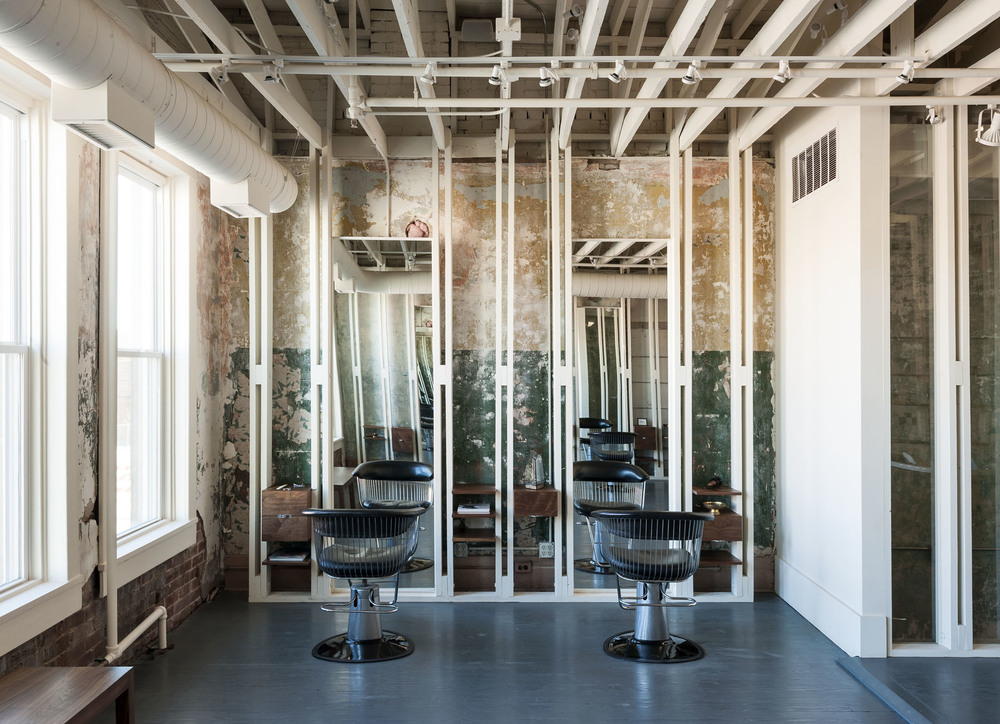 The First Ward Hair Studio x Workstead / Tulsa, Oklahoma