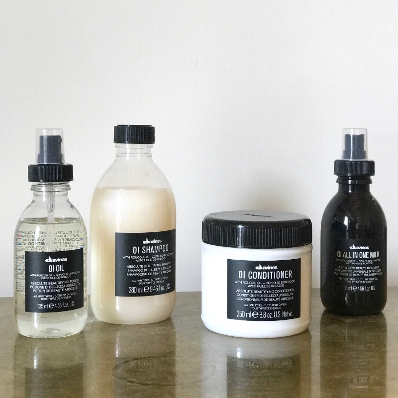 The First Ward Gift Guide Davines Hair Care