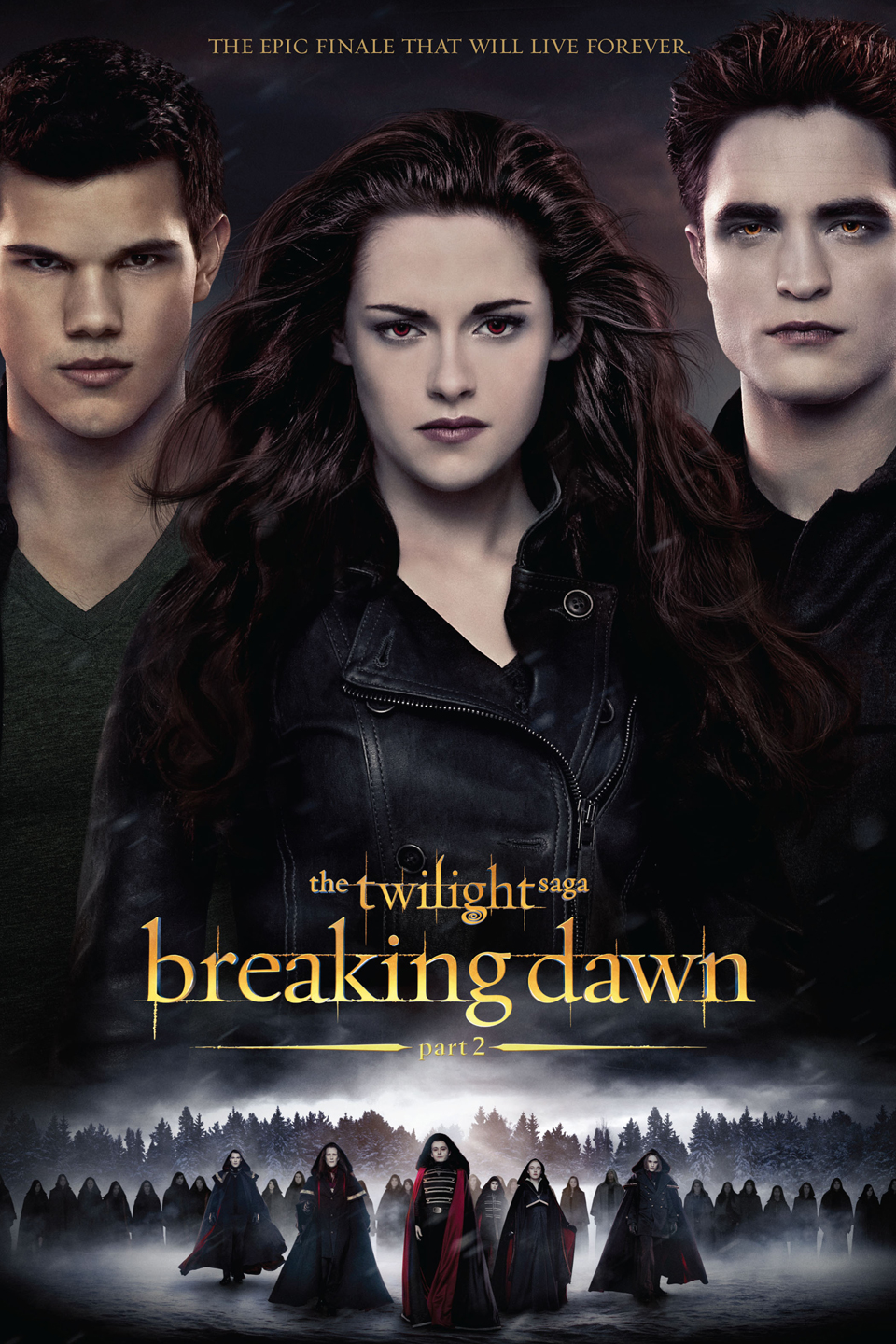 The Twilight Saga: Breaking Dawn Pt. 2