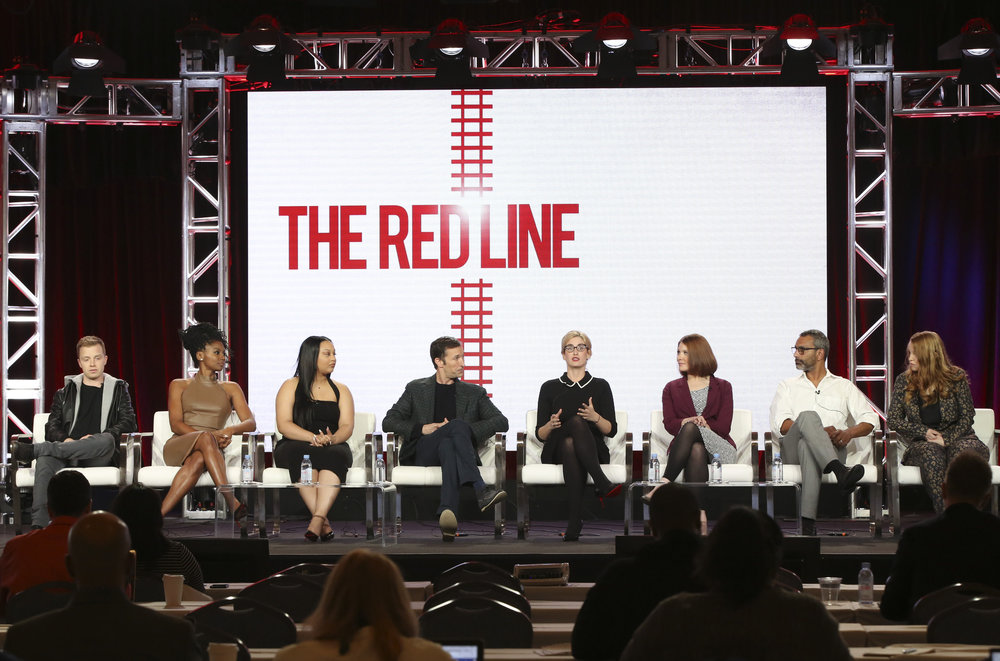 TCA Press Panel for The Red Line