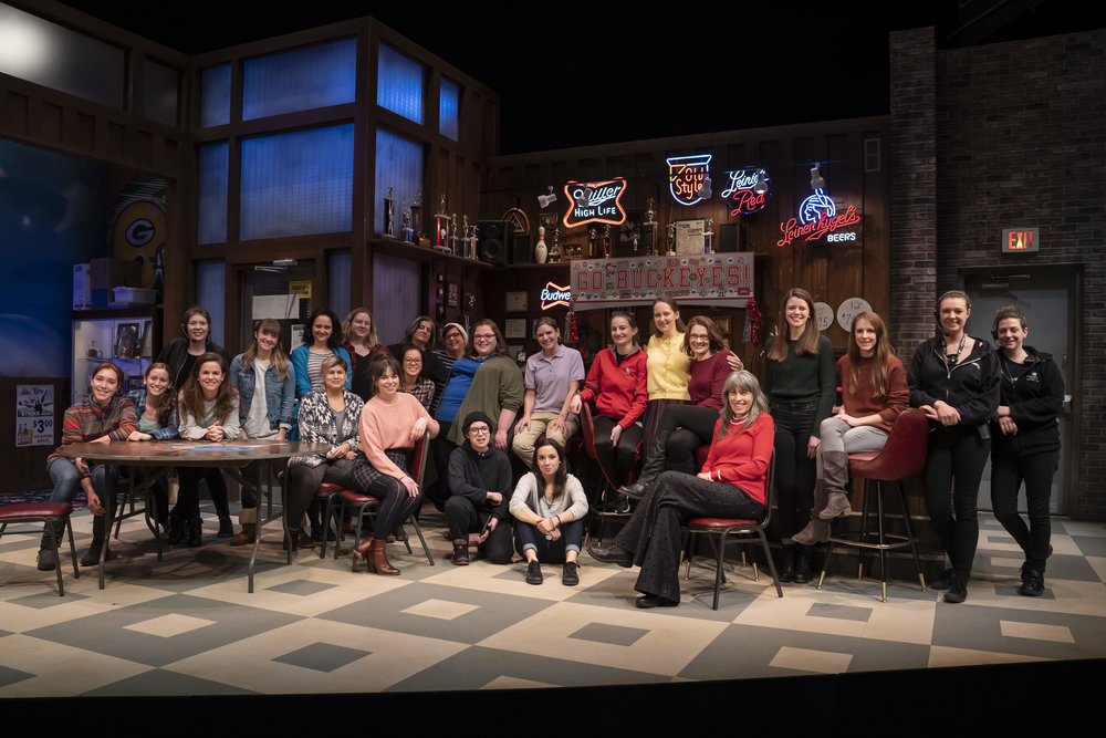 The Cast and Crew of Twilight Bowl
