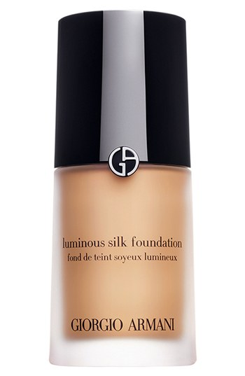 GIORGIO ARMANI: LUMINOUS SILK FOUNDATION