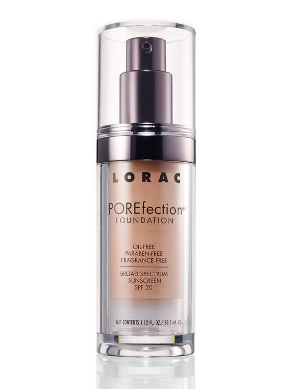 LORAC: PORFECTION FOUNDATION