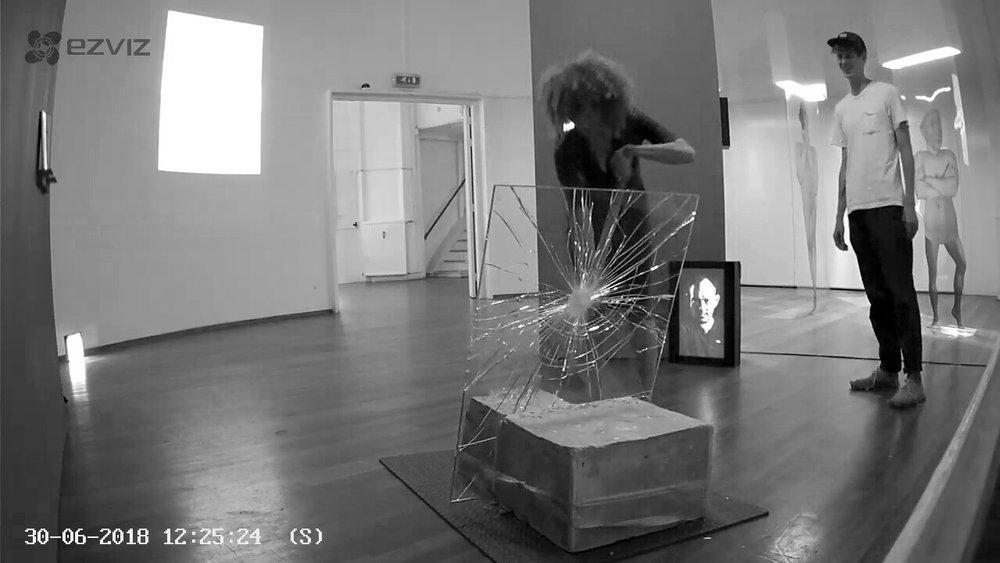 Implosion / Explosion, 2018