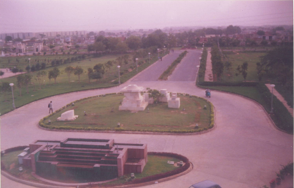 NSIT Campus in Year 1999