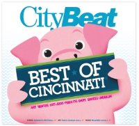 "City Beat Magazine Readers' Picks ""Best Gelato in Cincinnati"" 2009-2016"