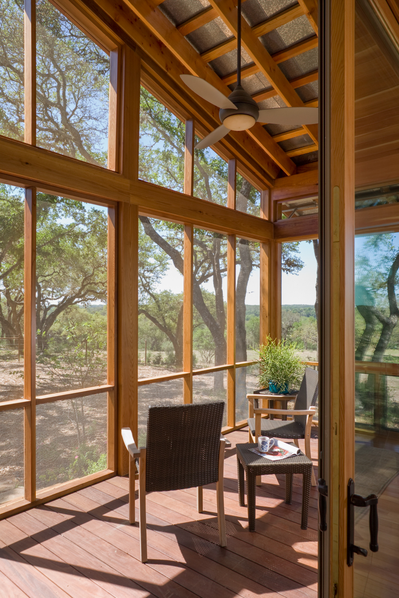Master Screened Porch