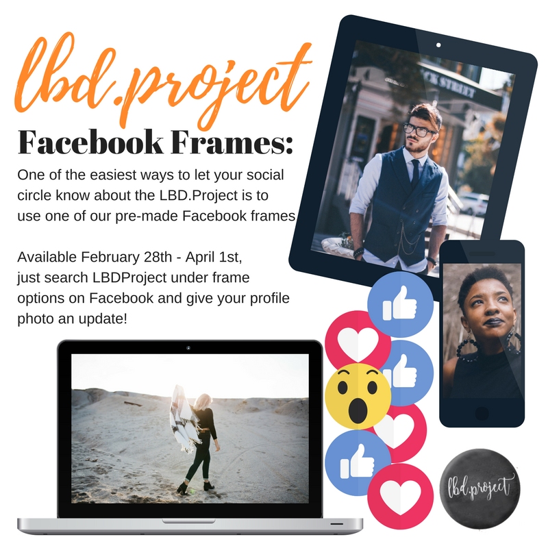 CLICK THE IMAGE ABOVE TO GO DIRECTLY TO THE FACEBOOK FRAME SECTION OF FACEBOOK - Starting Feb. 28th, 2018
