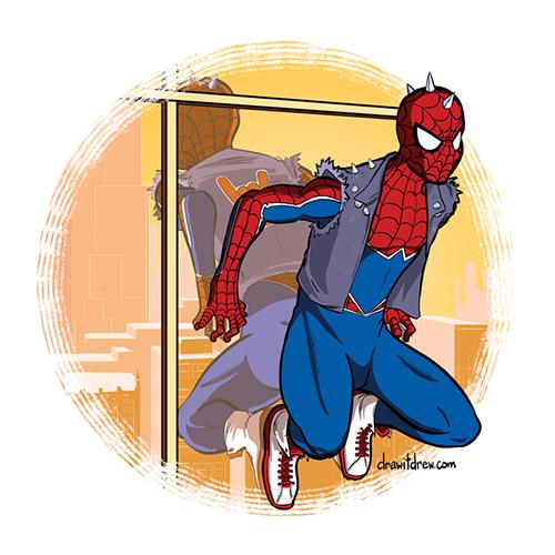 The Anarchic Spider-Man