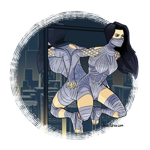Silk 01 (Cindy Moon)