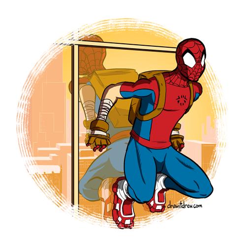 Mangaverse Spider-Man