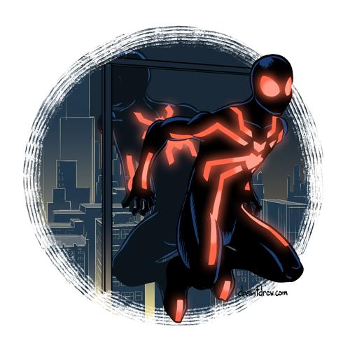 spider man pizzanaut