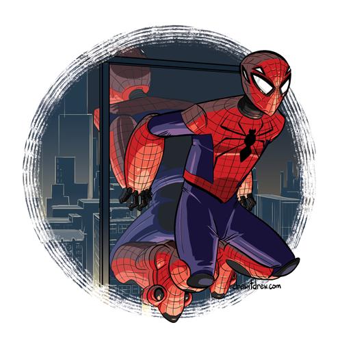 The Spider-Man (Aaron Aikman)