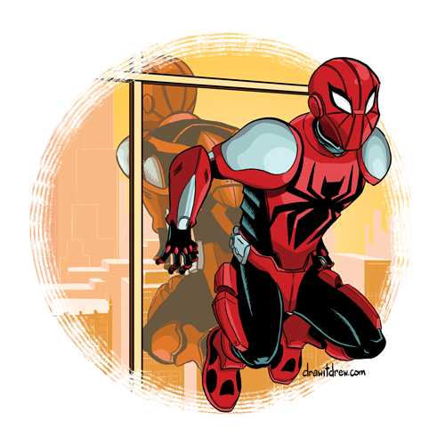 Spider Armor Mk. 3