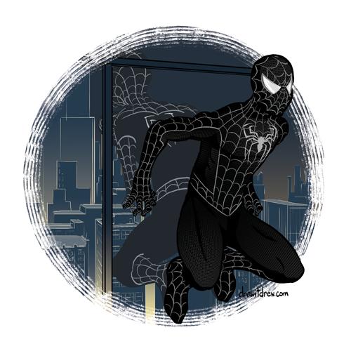 Sam Raimi design (symbiote)