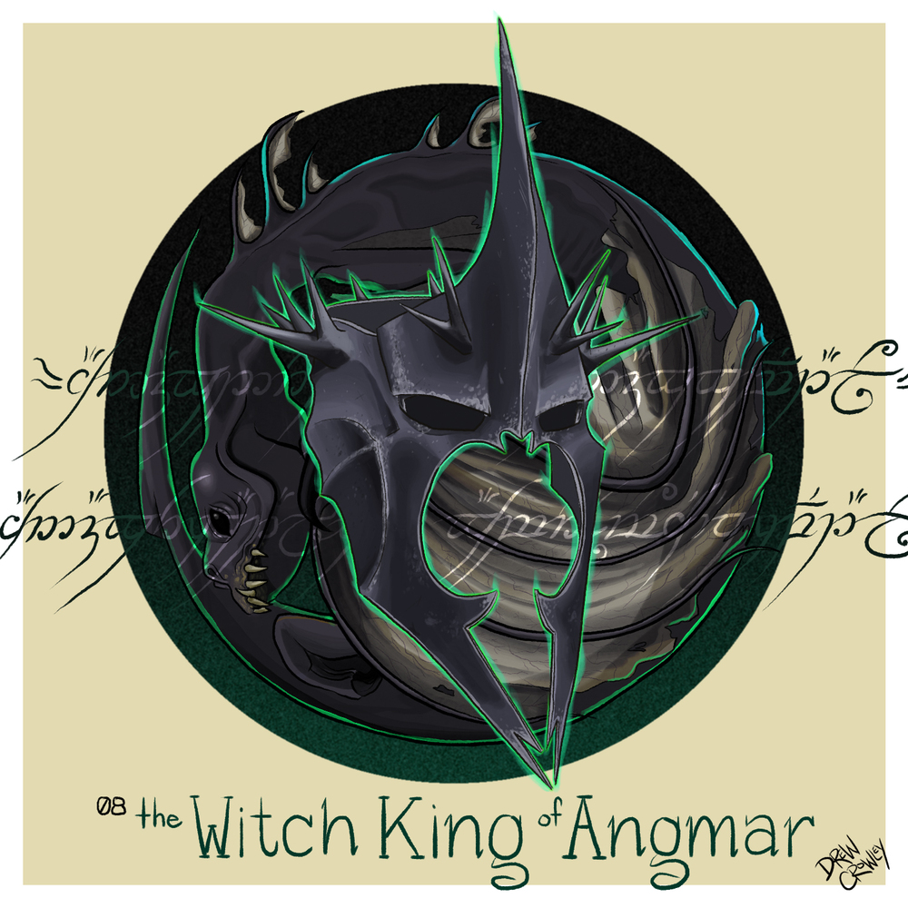 08 The Witch King of Angmar