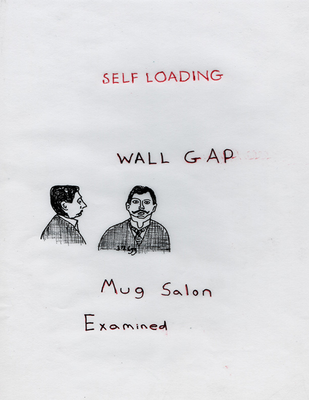 Self-Loading Wall Gap