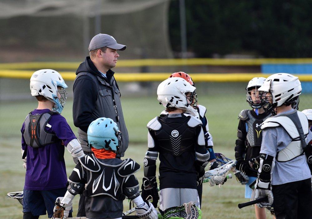 Coach Joe Cummings