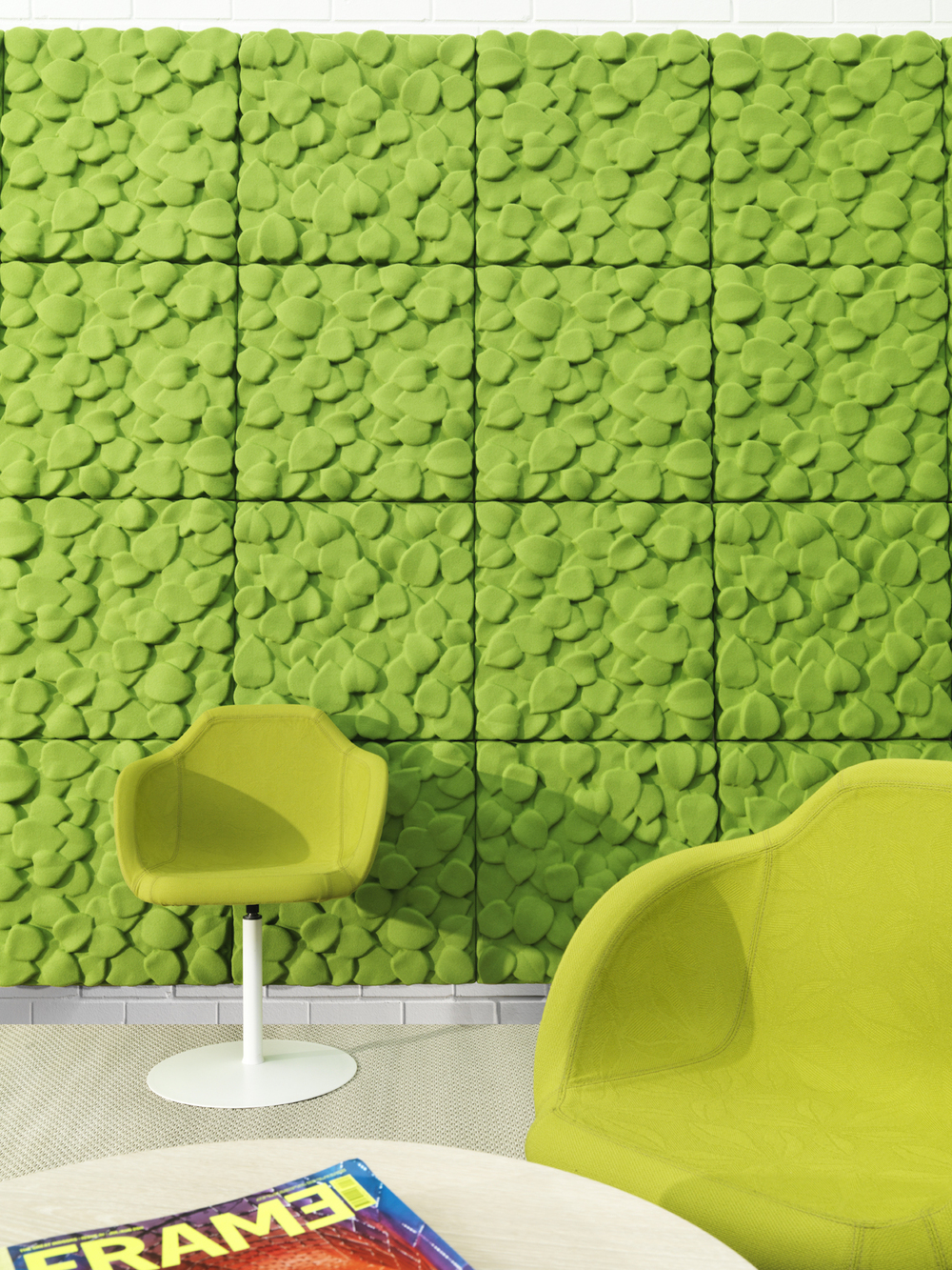 Wandabsorber Johanson Design «Leaves»