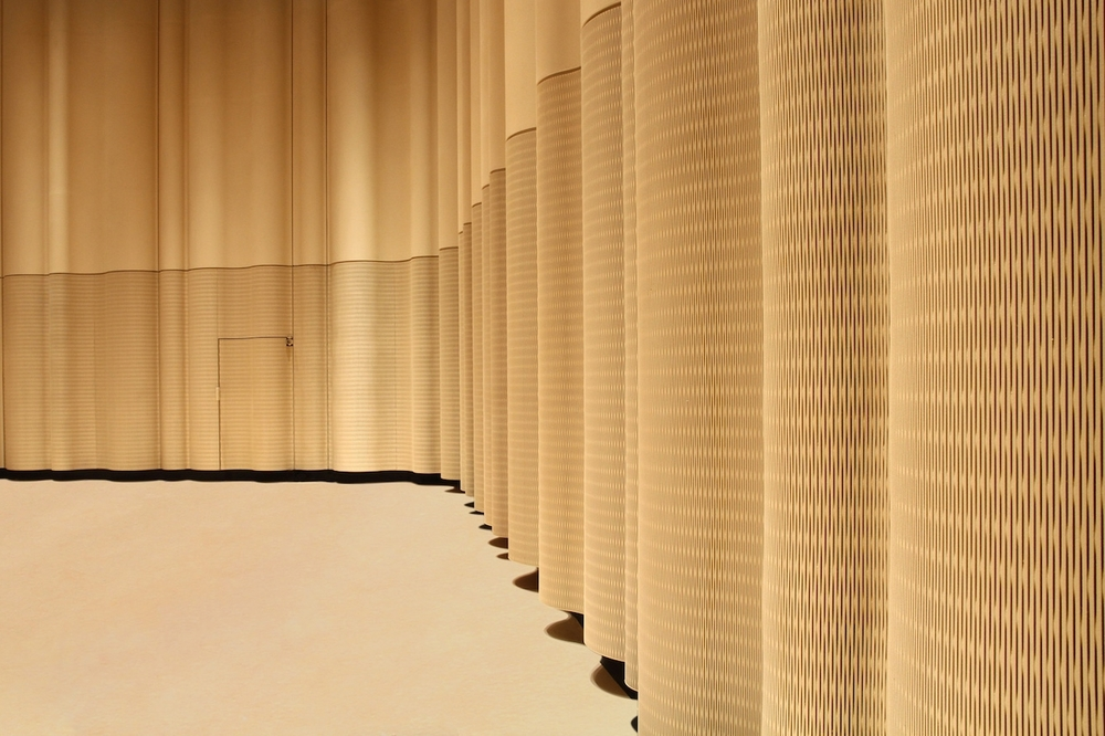 Raumakustik-Schallschutz-Flächensysteme-Dukta-Flexible-Wood-Holzverkleidung