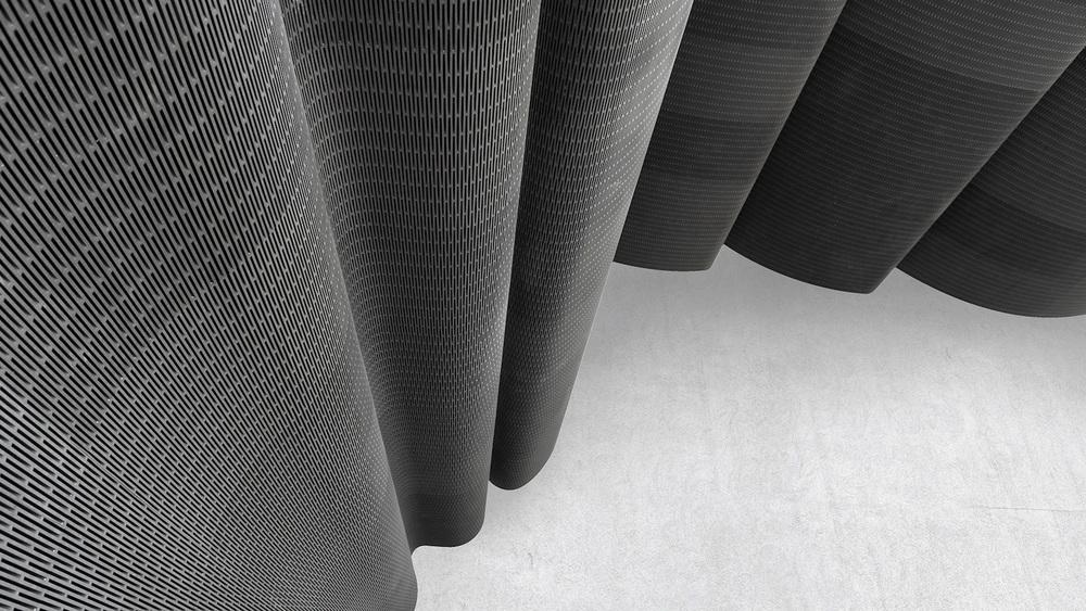 Raumakustik-Schallschutz-Flächensysteme-Dukta-Flexible-Wood-Holzverkleidung-4