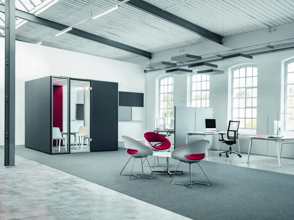 Raumakustik-Schallschutz-Lärm-Raum-in-Raum-CAS Rooms-1