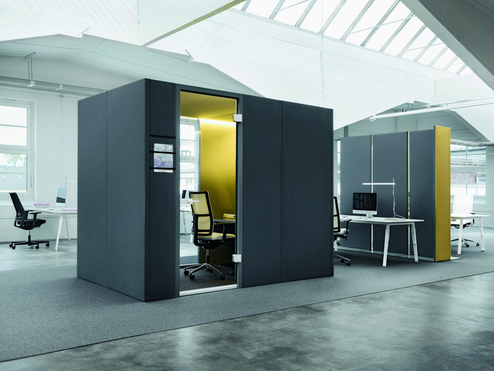 Raumakustik-Schallschutz-Lärm-Raum-in-Raum-CAS Rooms-6