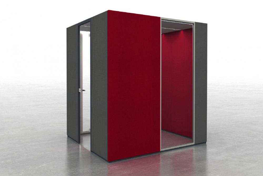 Raumakustik-Schallschutz-Lärm-Raum-in-Raum-CAS Rooms-11