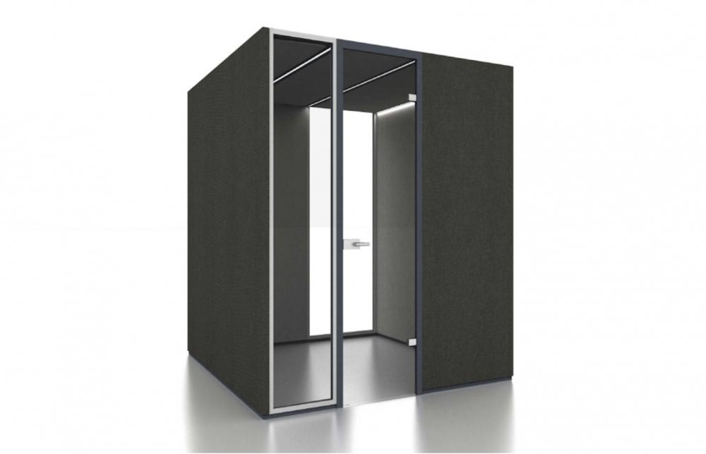 Raumakustik-Schallschutz-Lärm-Raum-in-Raum-CAS Rooms-12