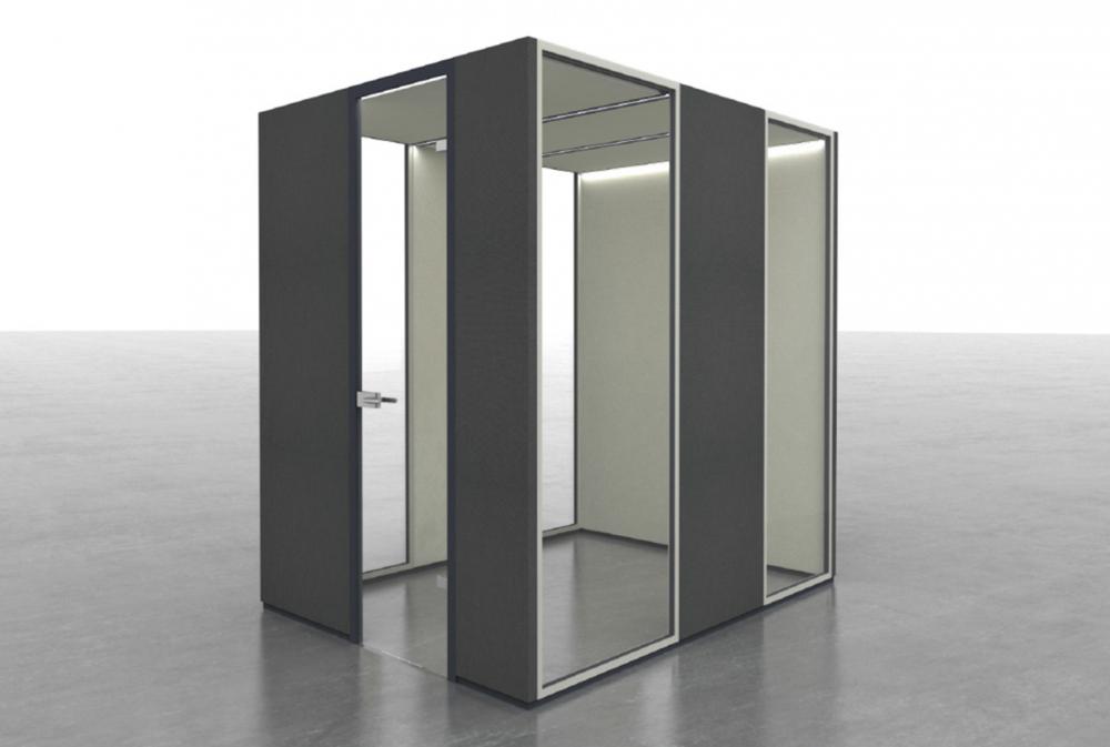 Raumakustik-Schallschutz-Lärm-Raum-in-Raum-CAS Rooms-13