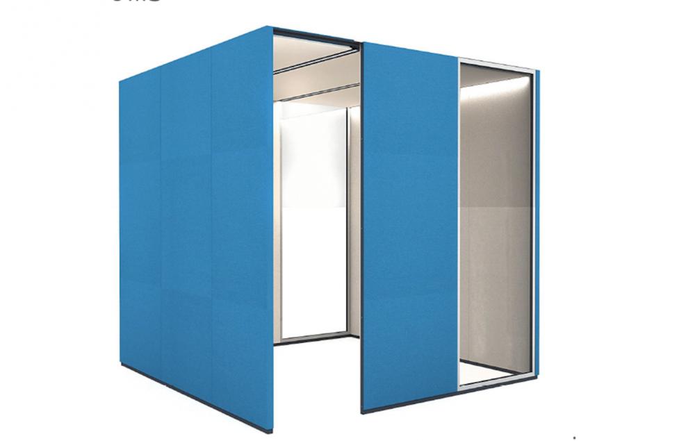 Raumakustik-Schallschutz-Lärm-Raum-in-Raum-CAS Rooms-15