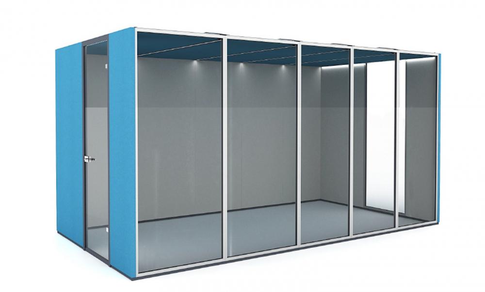 Raumakustik-Schallschutz-Lärm-Raum-in-Raum-CAS Rooms-17