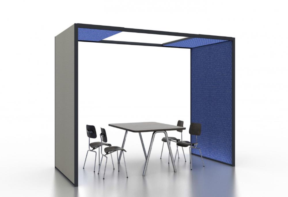 Raumakustik-Schallschutz-Lärm-Raum-in-Raum-CAS Rooms-20